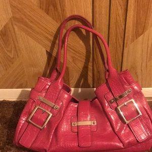 Nine West pink purse